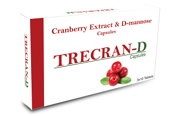 Treatwell Cranberry  300 Mg , D mannose, Packaging Type: blister