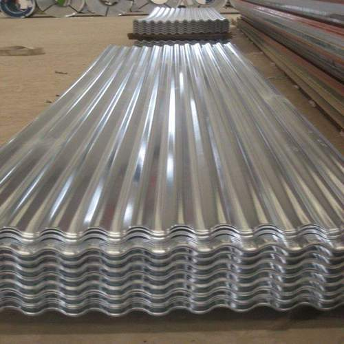 Stainless Steel Galvanized Corrugated Roofing Sheet