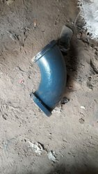 DN 125 Small Bend For Concrete Pump