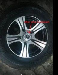 Alloy Wheel Treatment Services