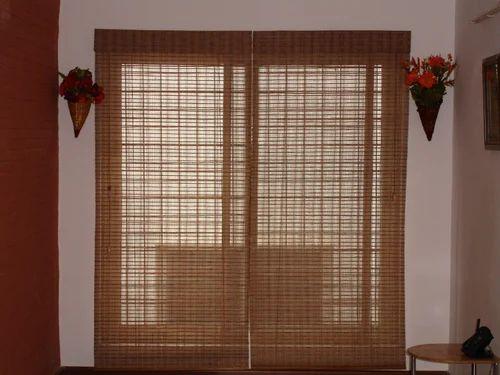 Unique Bamboo Window 8