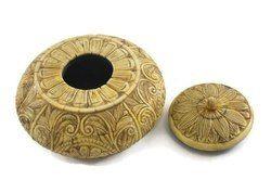 Handmade Camel Bone Designer Box Handcarved By Artisans