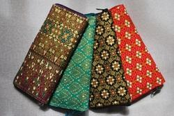 Silk Clutches