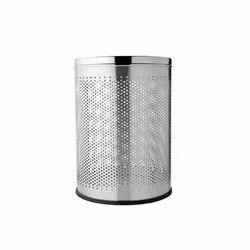 Roadside Stainless Steel Dustbin