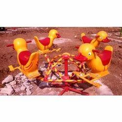 Merry Go Round Duck Model