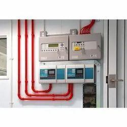 Fully Automatic Mild Steel VESDA Fire Alarm System