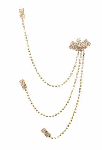 1e9b9f26a Gold Standard Sherwani Brooch, Rs 80 /piece, M. M. Enterprises | ID ...