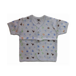 Cotton Unisex Printed Baby Vest, Age Group : 0-1yr
