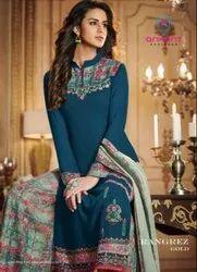 Gorgeous Sharara Suit Arihant Rangrez Gold