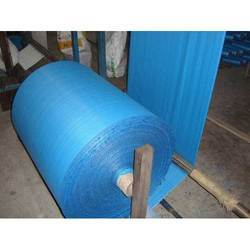 Blue PP Woven Fabric Roll