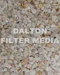 Filter Media Quartz Coarse Sand, Packaging Type: Bag, Packaging Size: 50 Kg