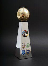 9 Inch Brass Metal Trophy