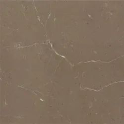 Semi Polished Armani Brown Marble, Slab, Thickness: 16mm and Above