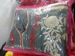 Sharara wid Embroidery