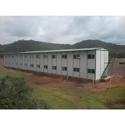 Prefabricated Labor Hutment
