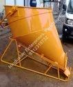 Bottom Side Discharge Concrete Bucket
