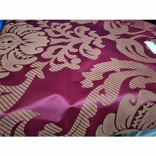 Mattress  Fabric - TMS 2018 Maroon
