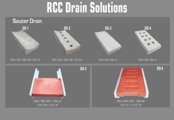 Drain Slab with Channel