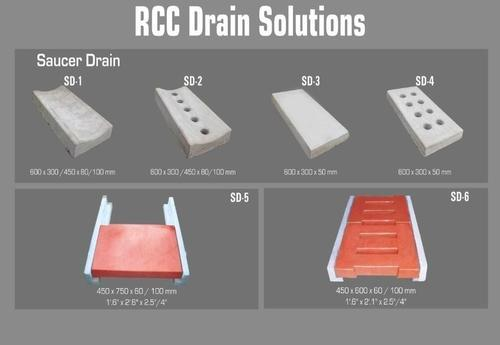 Concrete Drain Cover Drain Slab With Channel