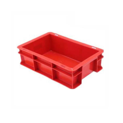 Blue HDPE Plastic Crate SCL302010