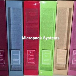 Cosmetic Transparent Packaging Box