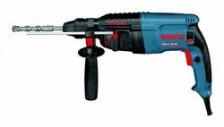 Bosch Rotary Hammer GBH 2-26RE, Warranty: 1 Month