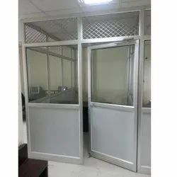 Hinged Office Aluminum Door