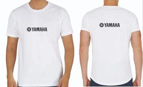 f84b16a08 ... Mens Round Neck T Shirt. Promotional White Cotton T Shirt