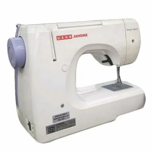 Usha Janome Usha Sewing Machine, for Home