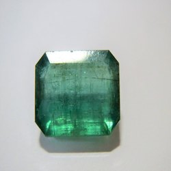 Certified High Quality Zambian Huge 11.20 Carat Natural Emerald Loose Gemstone