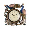 Decorative Wall Clock, Size: 9x10 Inches