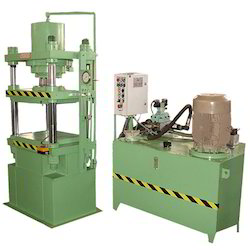 Automatic Pillar Type Hydraulic Press Machine