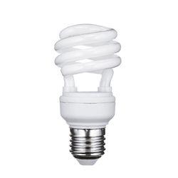 25W Half Spiral CFL Lamp