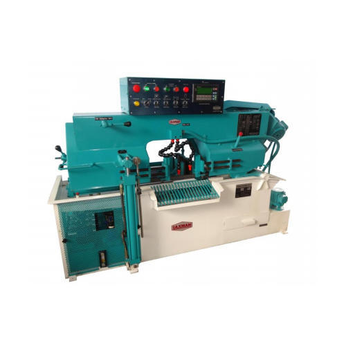 Laxman Horizontal Fully Automatic Band Saw Machine, For Metal Cutting, Model Name/Number: BLMhs-1