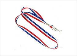 Patriotic Lanyards