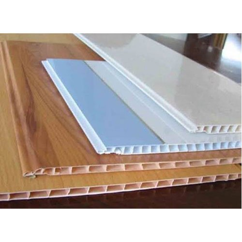 PVC False Ceiling Panel, Thickness: 10 to 12 mm, Rs 90 ...