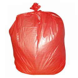 Garbage Bag Red