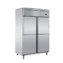 Number Of Doors: 4 Stainless Steel Four Door Refrigerator-freezer, Capacity (in Litres): 100 L