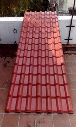 Color Coated Tile Roofing Sheet