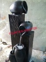 FRP Decorative Water Fountain