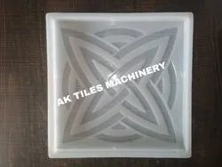 25 Mm Chequered Tile Mould