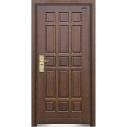 Wooden Polished Door