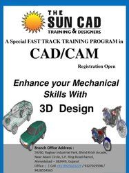 Corporate CAD CAM  Software Training