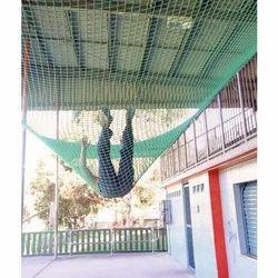 Nets World Sports Green Practice Safety Net