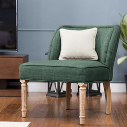 IAAH Poppy Cafe Turned Legs Chair