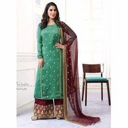 Ladies Palazzo Salwar Suit