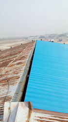 Roofing Sheet Installation Services only