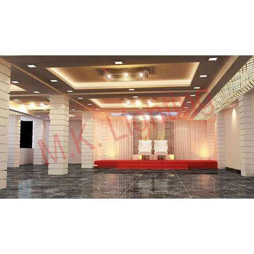 Lighting Designing At Rs 150 Square Feet Marriage Hall