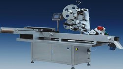 Horizontal Labeling Machine For Vials And Ampoules