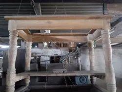 Sagwan Wooden Tea Table